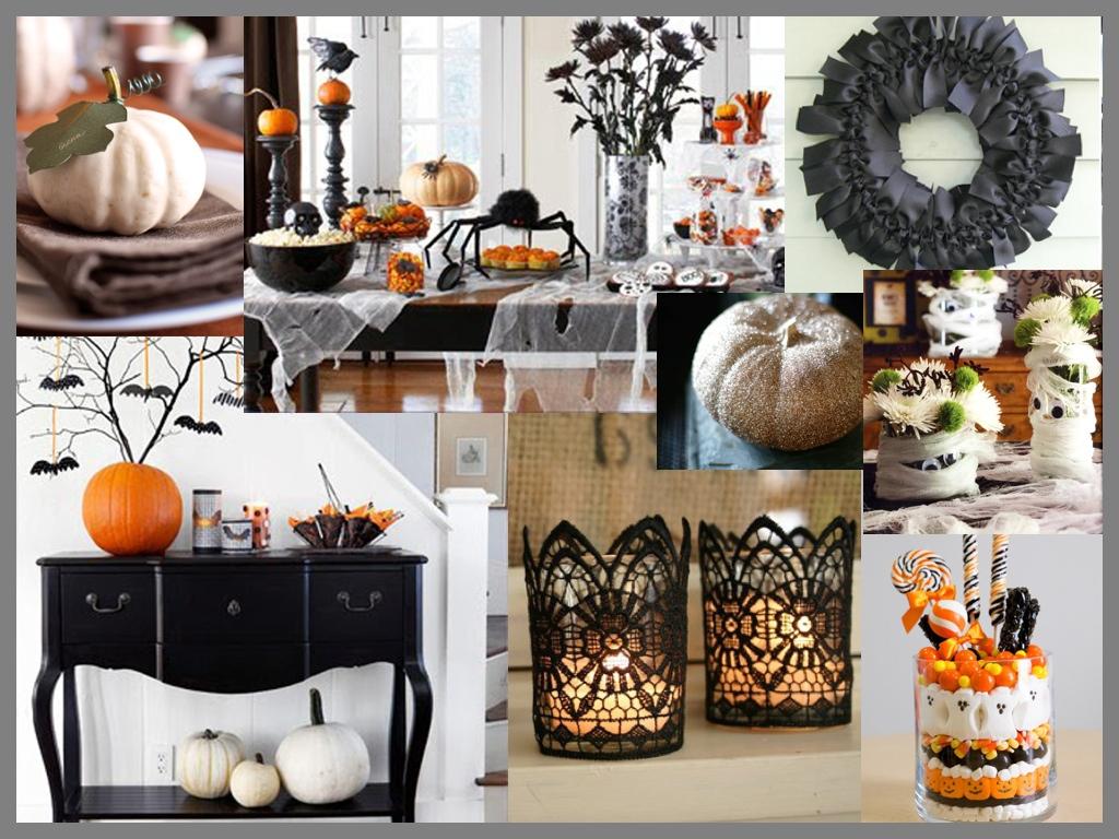for the adults - Martha Stewart Halloween Decor