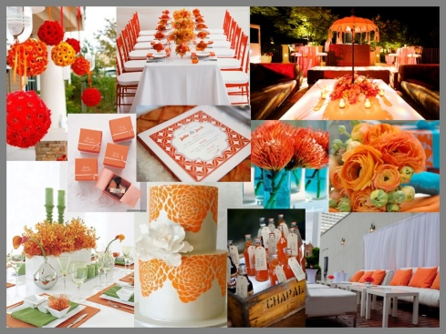 Daranesha's blog: Welcome bags are truly a gesture all ... Tangerine Tango Wedding